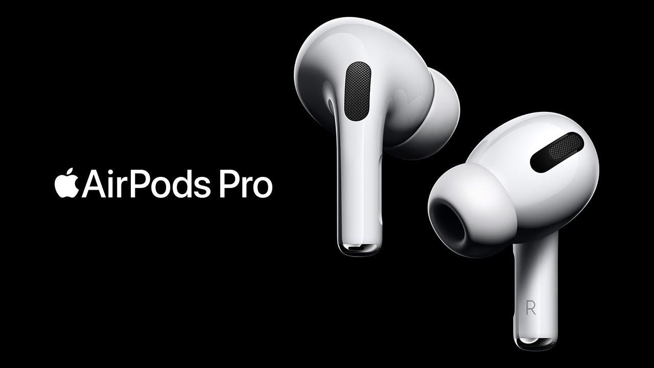 Apple AirPods Pro to słuchawki z aktywną redukcją szumów
