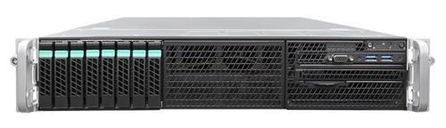 "Intel R2208WTTYC1 Platforma 2U 2xE5-2600v3/24xDIMM/8xHDD 2.5""/2x1100W 2x10GE/"