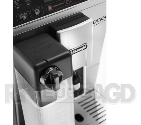 automatyczny DeLonghi ETAM 29.660 SB ( 1450W ; srebrny )