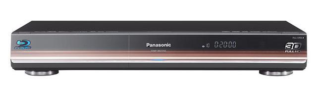 Pierwszy odtwarzacz 3D od Panasonica