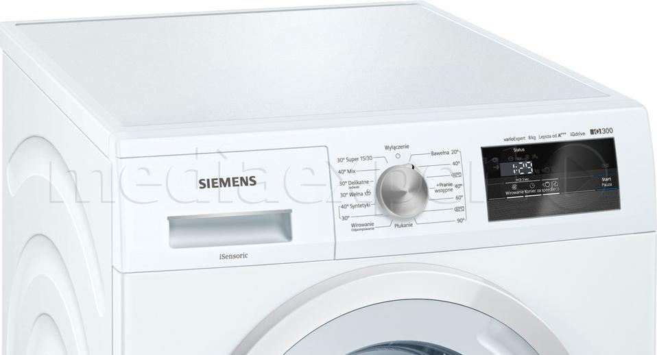 Siemens iQ300 WM12N06BPL