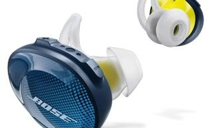 Bose SoundSport Free (granatowy) - RATY 0%
