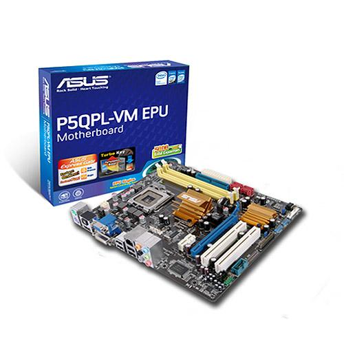Asus P5QPL-VM EPU
