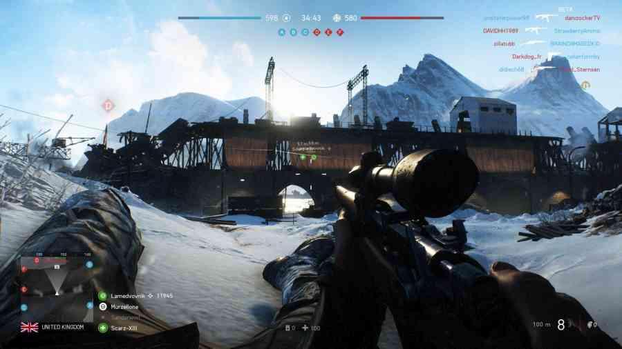 Gra Battlefield V - PC/PS4/XONE