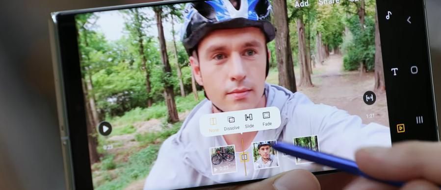 Edytor filmów wbudowany bezpośrednio w telefon ma pomóc łatwo tworzyć klipy na media społecznościowe