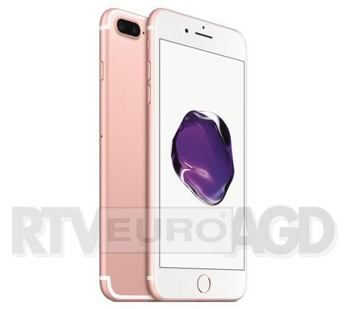 Apple iPhone 7 Plus 128GB (różowy złoty)