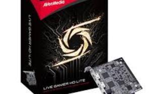 AVerMedia LiveGamer HD Lite
