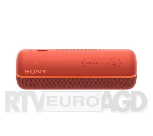 Sony SRS-XB22 (czerwony)