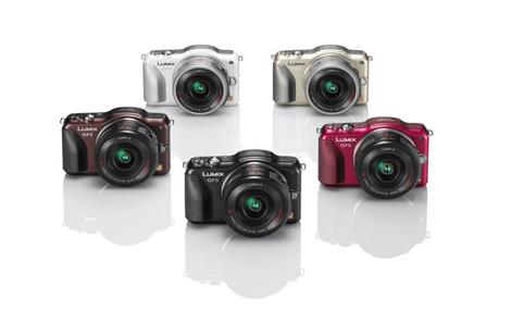 Panasonic LUMIX GF5 – profesjonalna jakość zdjęć dzięki nowej matrycy Live MOS 12,1 megapiksela