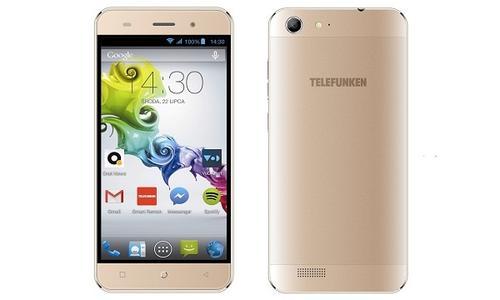 Telefunken Diamond LTE Gold