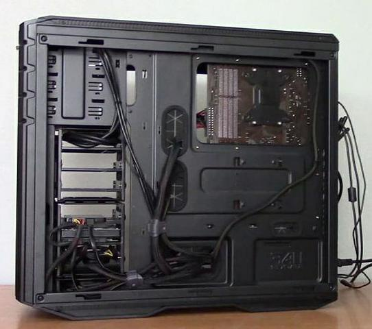 Cooler Master HAF Stacker 935 fot7