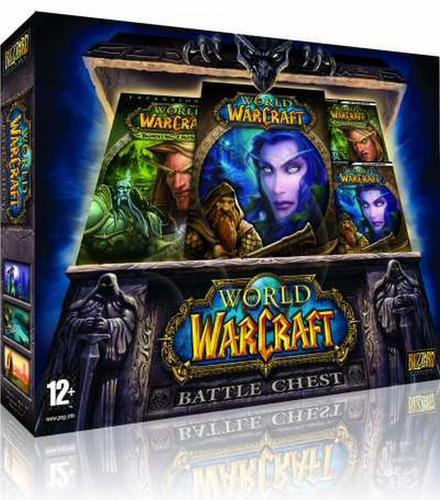 World of Warcraf Battlechest
