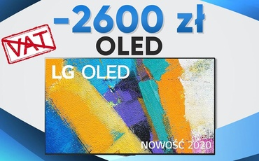 Nawet o 2600 zł taniej za dobrego OLED-a!
