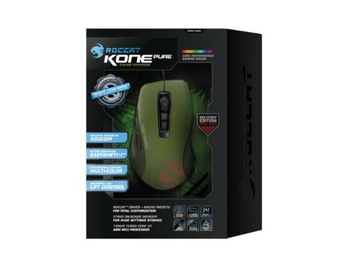 ROCCAT Mysz KONE Pure Camo Charge 5000DPI