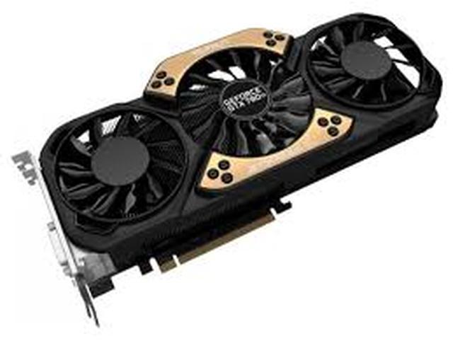 Palit GeForce GTX 780 Ti JetStream - karta graficzna o świetnej specyfikacji