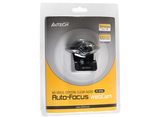 A4 TECH Kamera Full-HD 1080p WebCam PK-970H