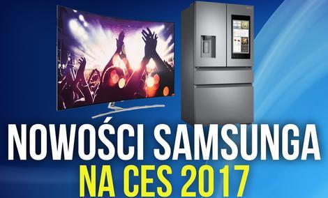 CES 2017 - Samsung Prezentuje Telewizory Nowej Generacji i Nie Tylko...