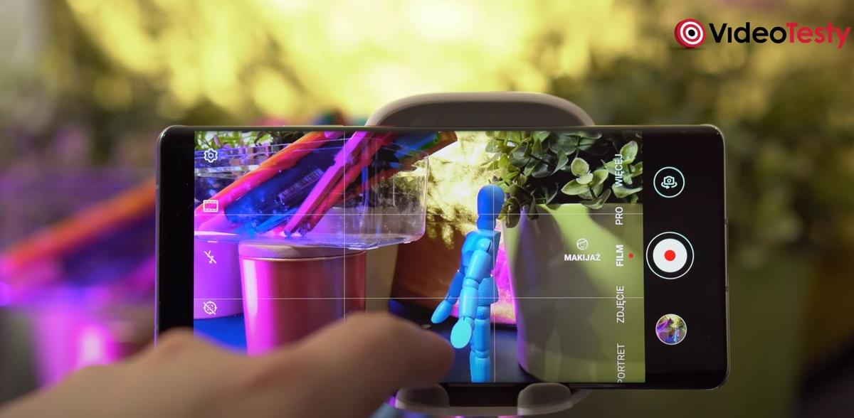Aplikacja do zdjęć Huawei'a nie zmieniła się znacznie