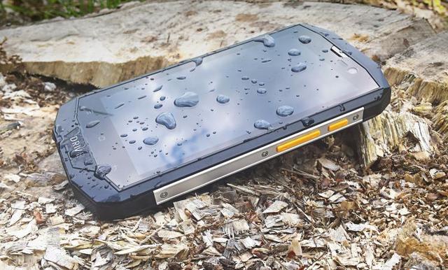 Kolejny Smartfonowy Twardziel - Tym Razem od Kruger & Matz