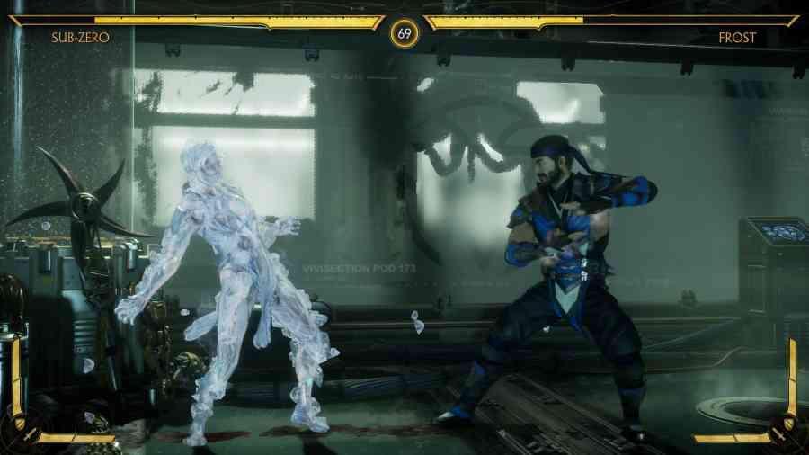 Mortal Kombat 11 - Sub Zero