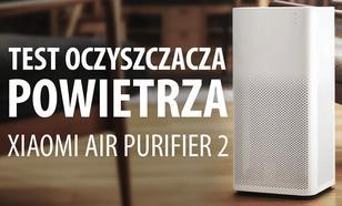 Xiaomi Mi Air Purifier 2 - test taniego oczyszczacza powietrza