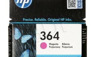 HP Tusz Czerwony HP364=CB319EE, 300 str.