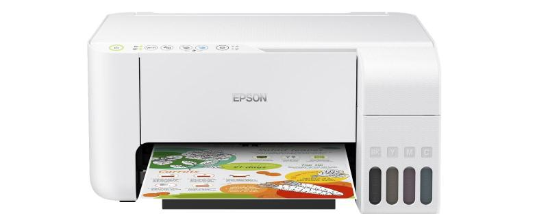 Drukujący Epson L3156
