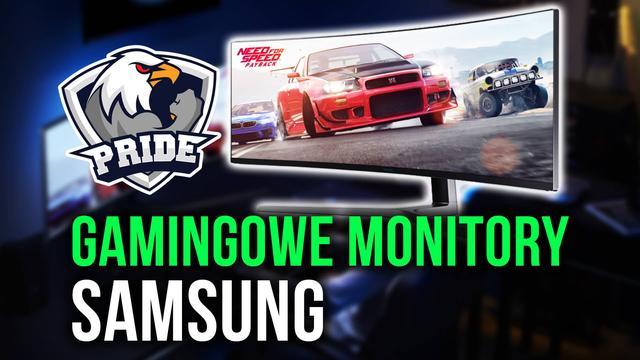 Samsung Zaprezentował Pierwsze Monitory QLED HDR Dla Graczy
