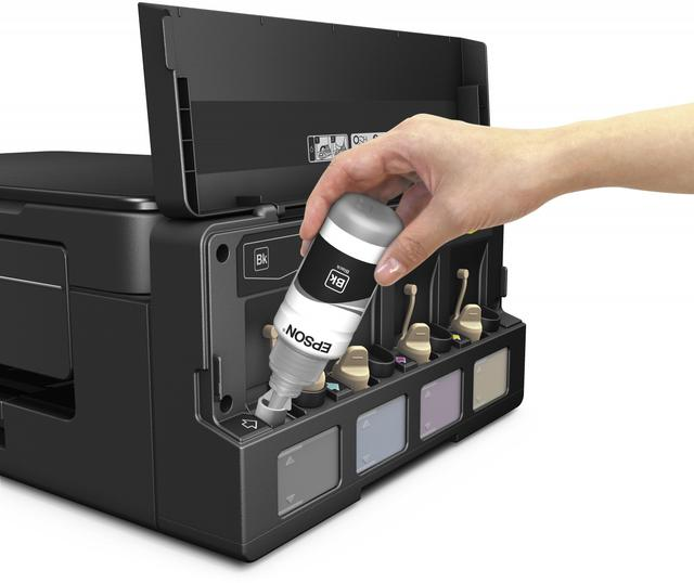 Epson EcoTank ITS system bezkartridżowy