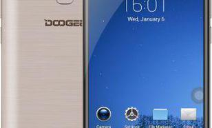 DooGee Y6C Złoty (PH2576)