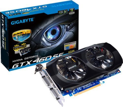 Gigabyte GV-N460SE-1GI