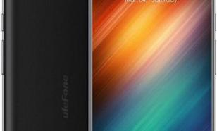 UleFone S8 16GB Czarny