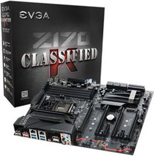 EVGA Z170 Classified K (142-SS-E178-K6)