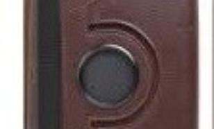 WEL.COM Etui obrotowe 360 stopni P3100 brązowe