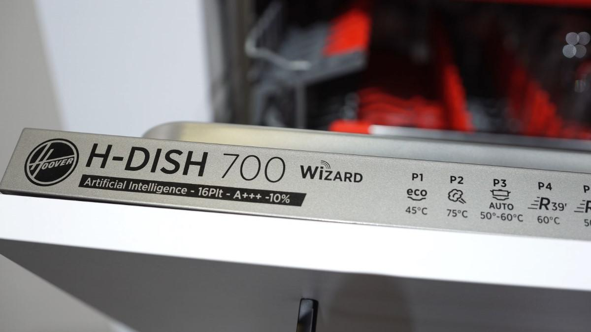 Hoover Wizard H-Dish 700