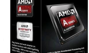 AMD A4-7300, 3.8GHz, 1MB, BOX (AD7300OKHLBOX)