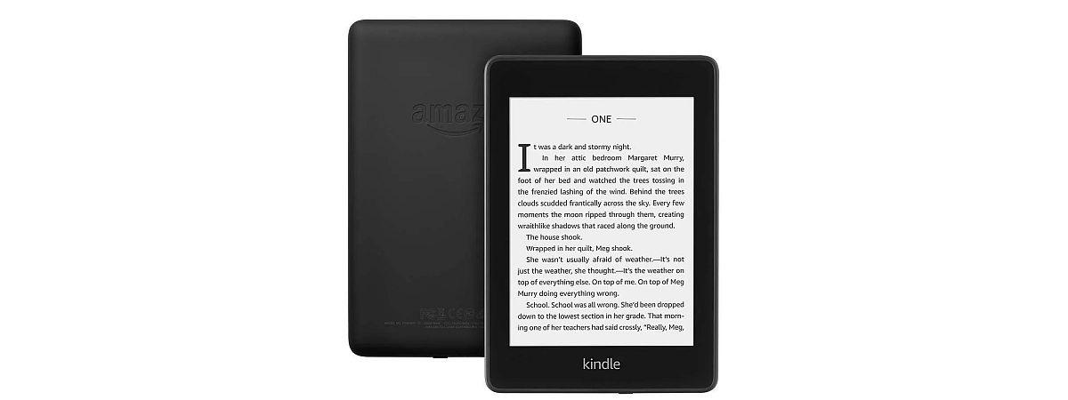 czytnik e-booków Amazon Kindle Paperwhite 4 8GB