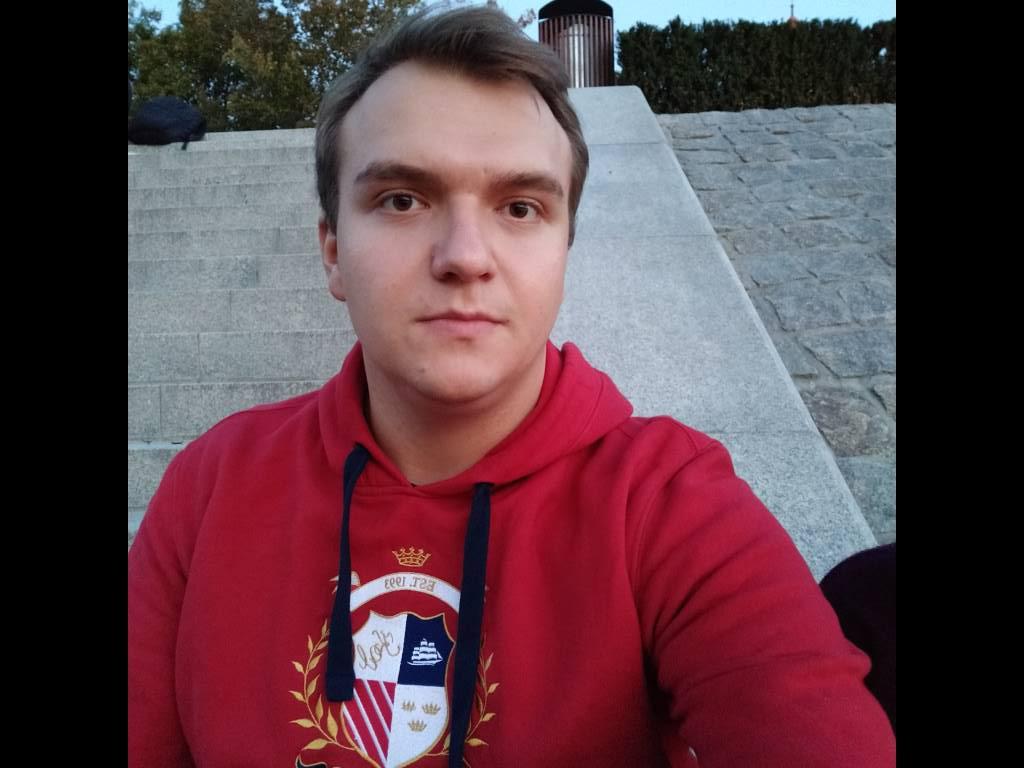 Xiaomi Mi A3 - selfie z efektem upiększania