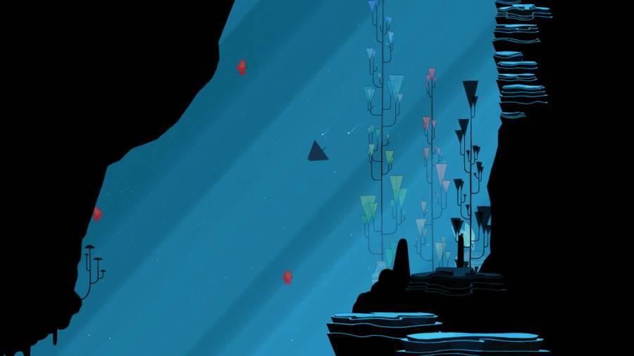 Gris - Pływnie w głębu oceanu