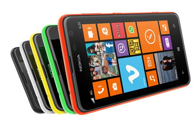 Nokia Lumia 625 - kolejny multimedialny smartfon na rynku