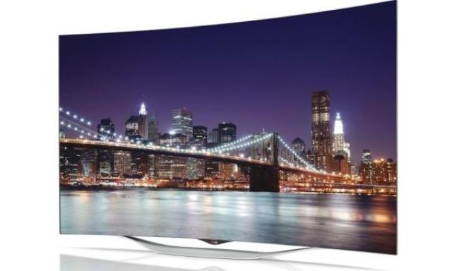 LG 55EC930V - Telewizor z Technologią OLED