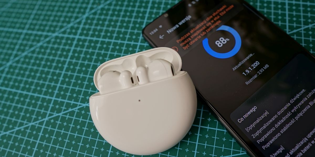 Słuchawki otrzymują aktualizacje poprawiające jakość dżwięku