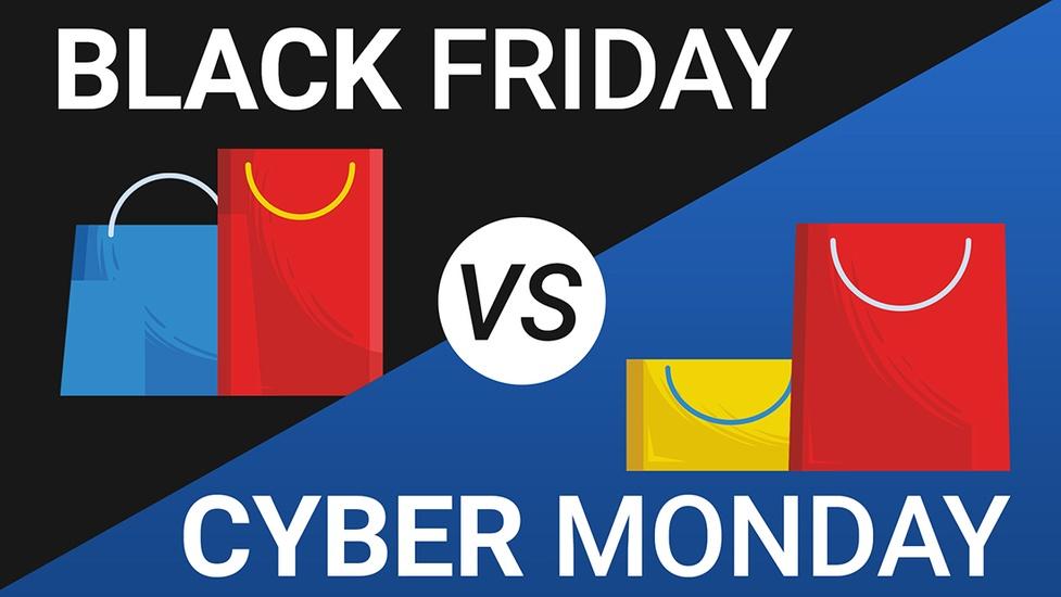Black Friday vs Cyber Monday – Czym się różnią?