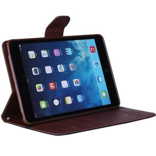 """WEL.COM Etui Fancy Diary do LG G pad 8.3"""" czarno-brązowe"""