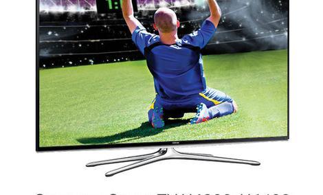 Telewizory Samsung z trybem Piłka Nożna dla fanów tego sportu