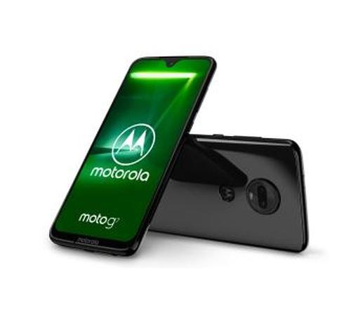 Motorola Moto G7 4GB (czarny)