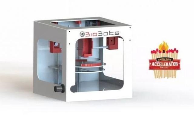 Drukarka 3D BioBots, Która Drukuje Miniaturowe Organy