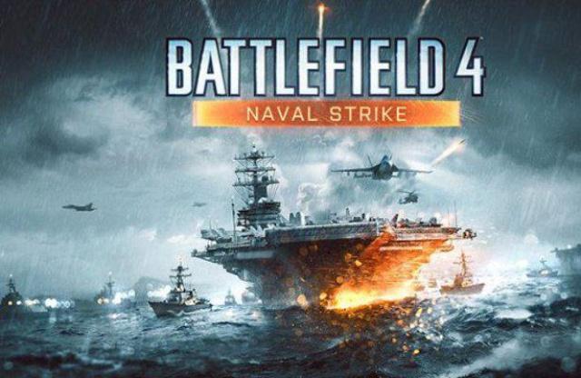 Battlefield 4 o nazwie Wojna na Morzu