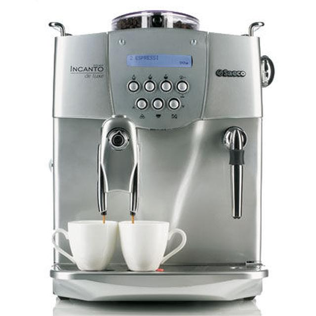 SAECO Incanto de Luxe - funkcjonalny ekspres do kawy