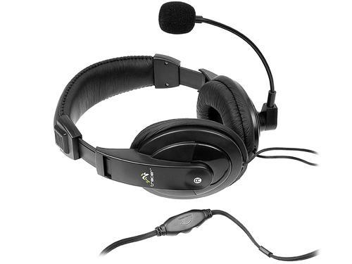 Tracer Słuchawki RETO TRS-750 + mikrofon